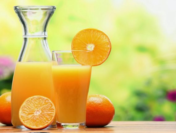 Packaged Fruit Juice